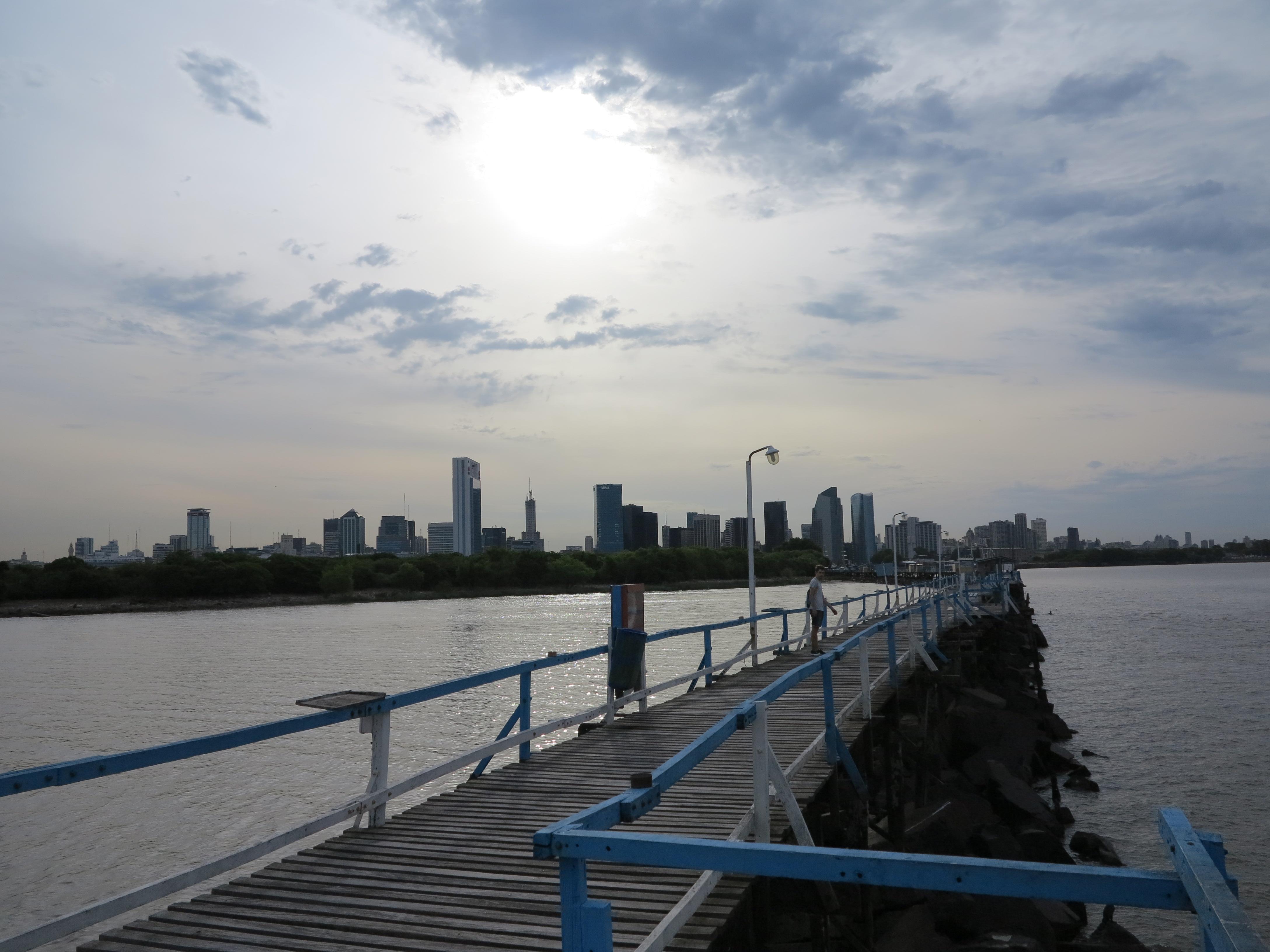 02.12.16 Skyline vom Steg