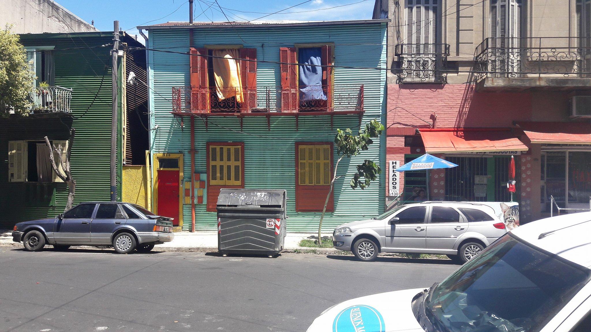 09.12.16 Der bunte, alte und arme Stadtteil La Boca