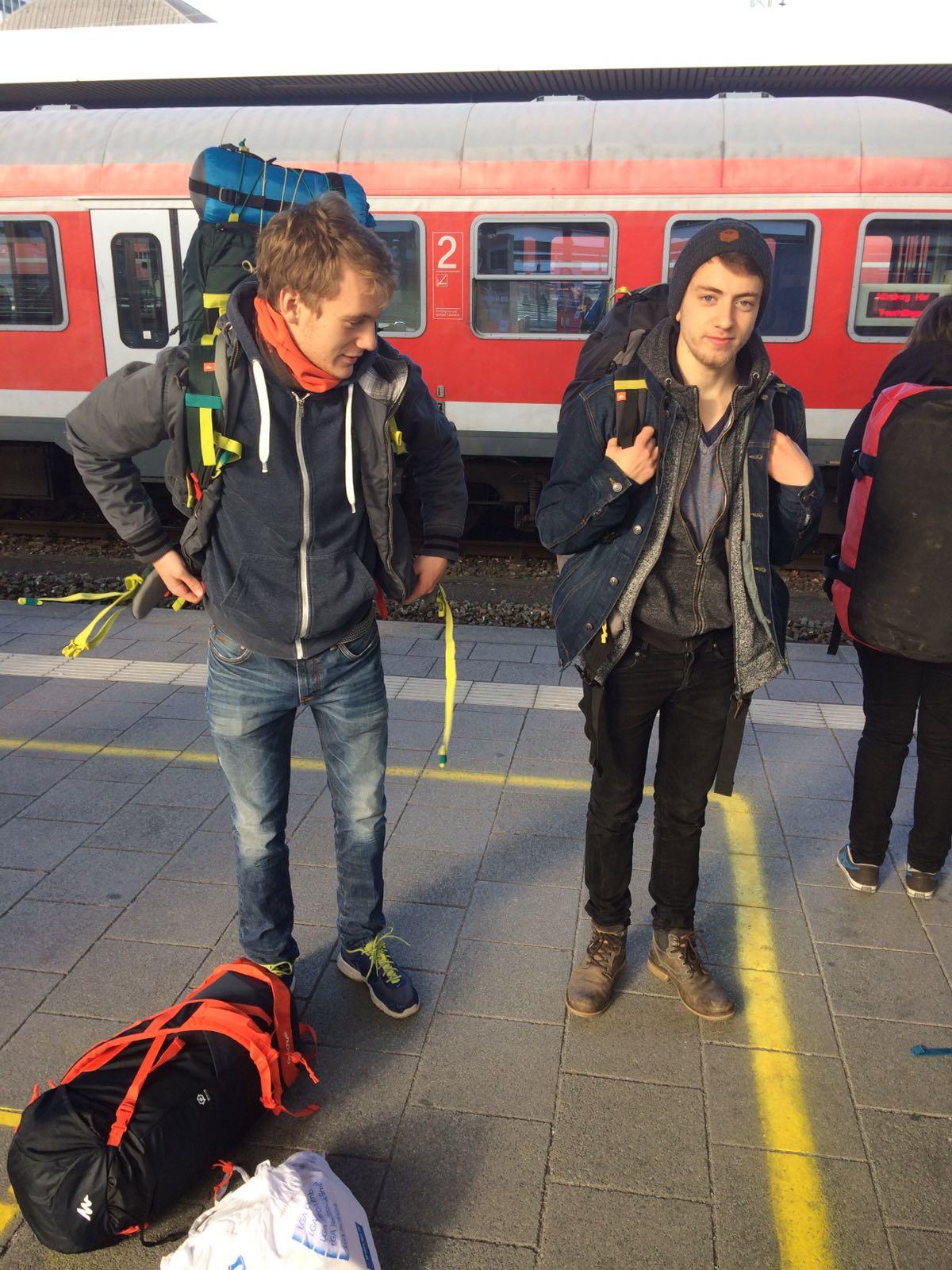 28.11.16 Abschied in Nürnberg