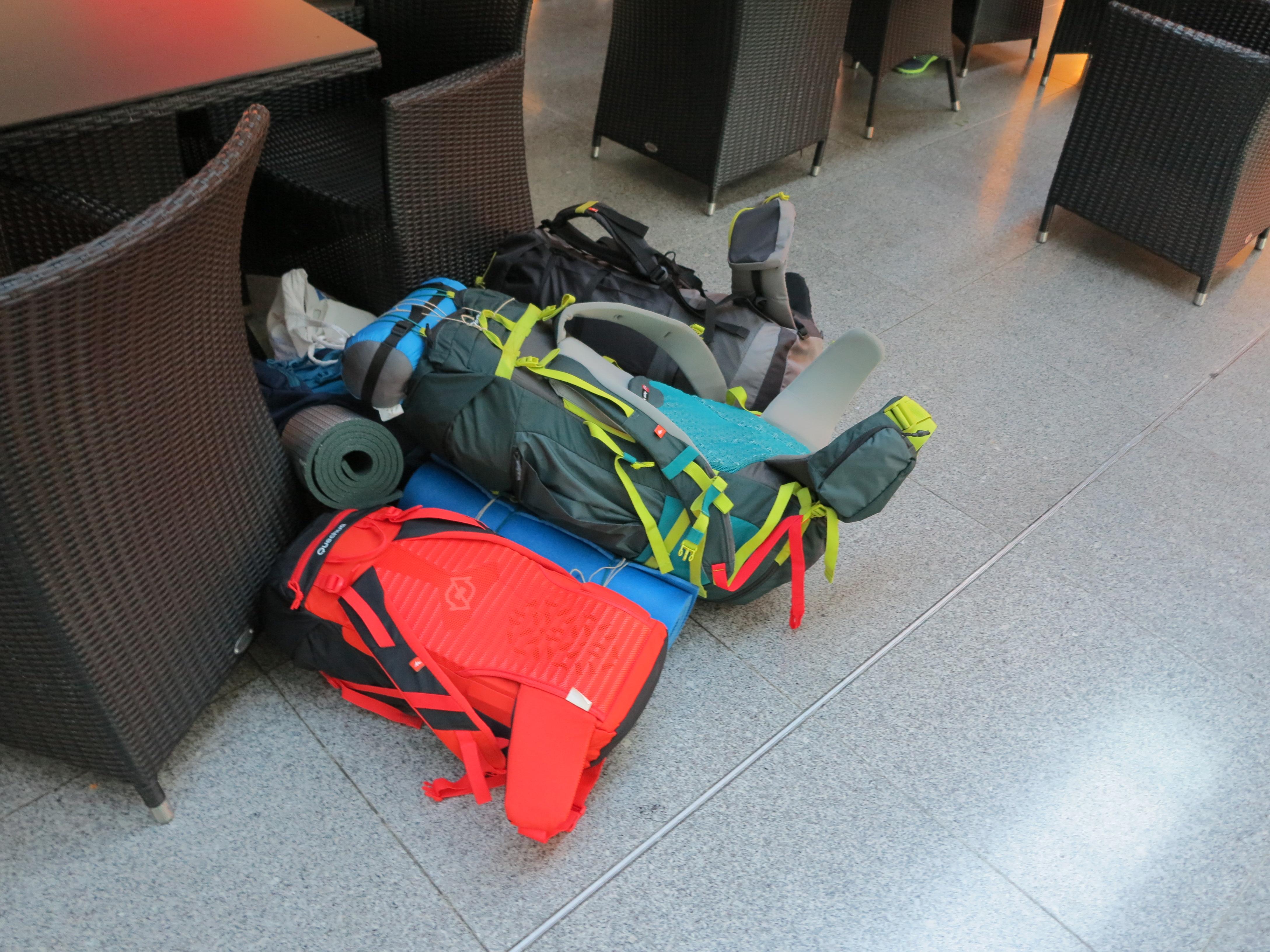 28.11.16 Leichtes Gepäck