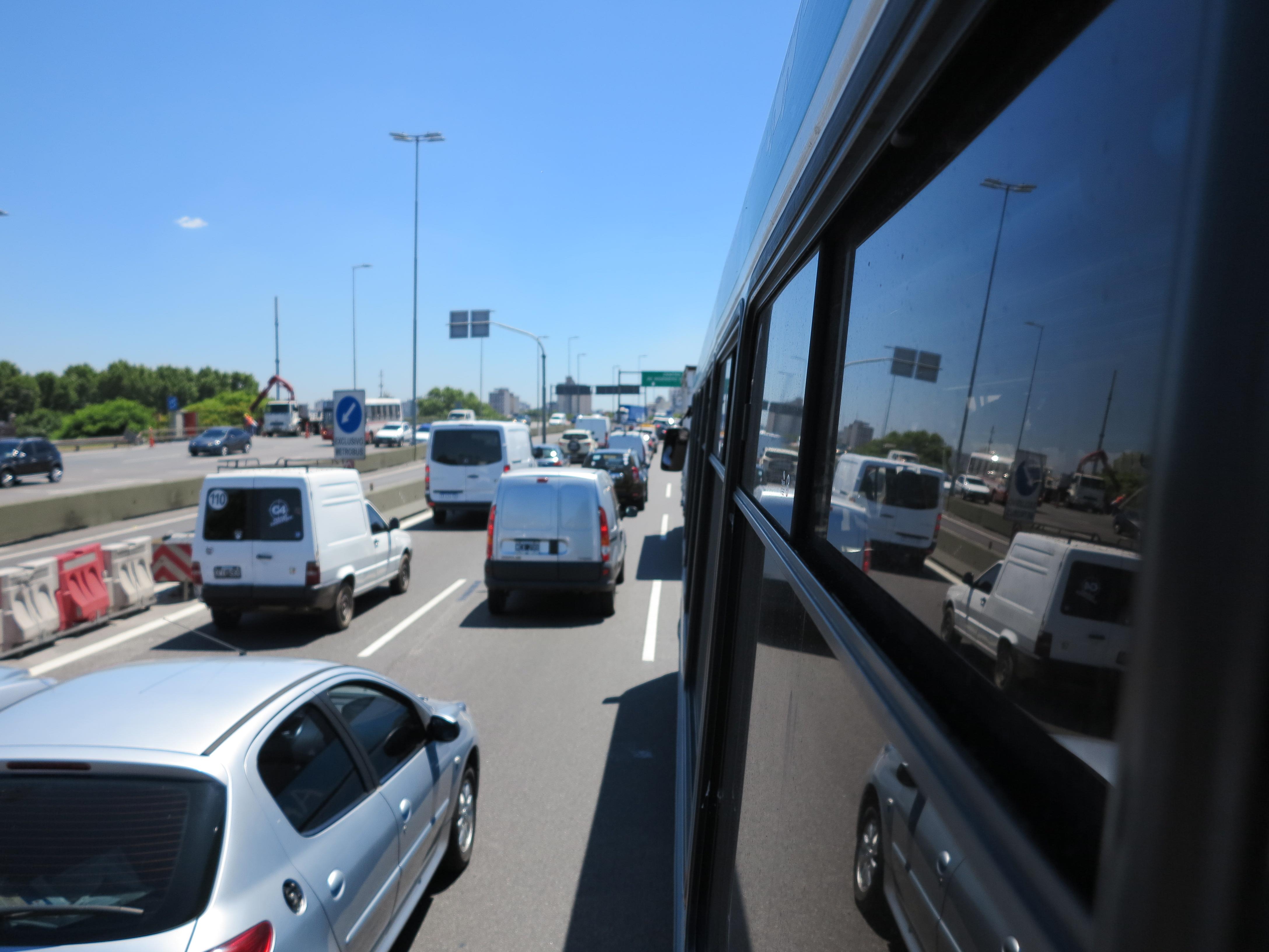 29.11.16 Busfahrt in die Stadt