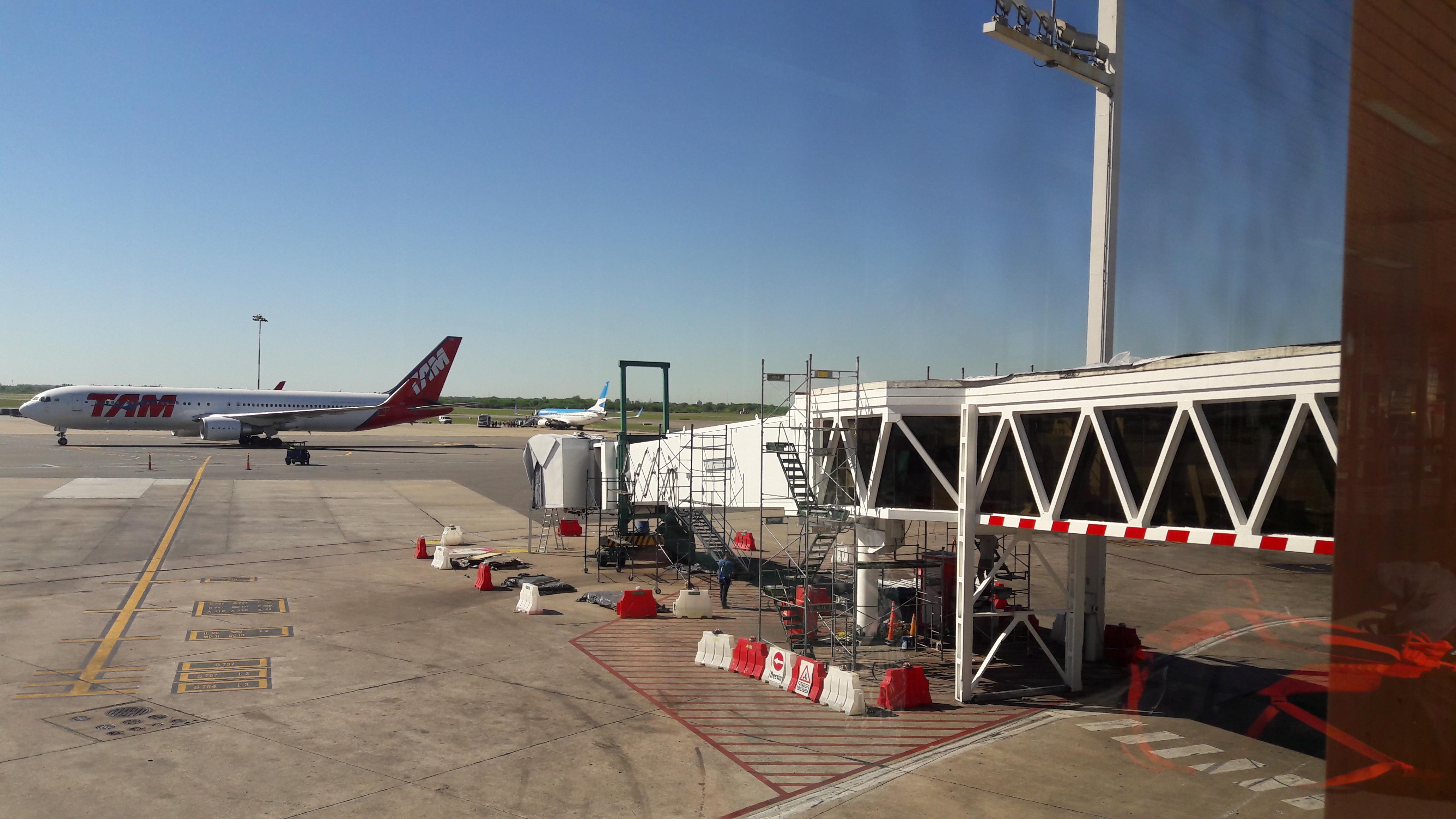 29.11.16 Flughafen Buenos Aires