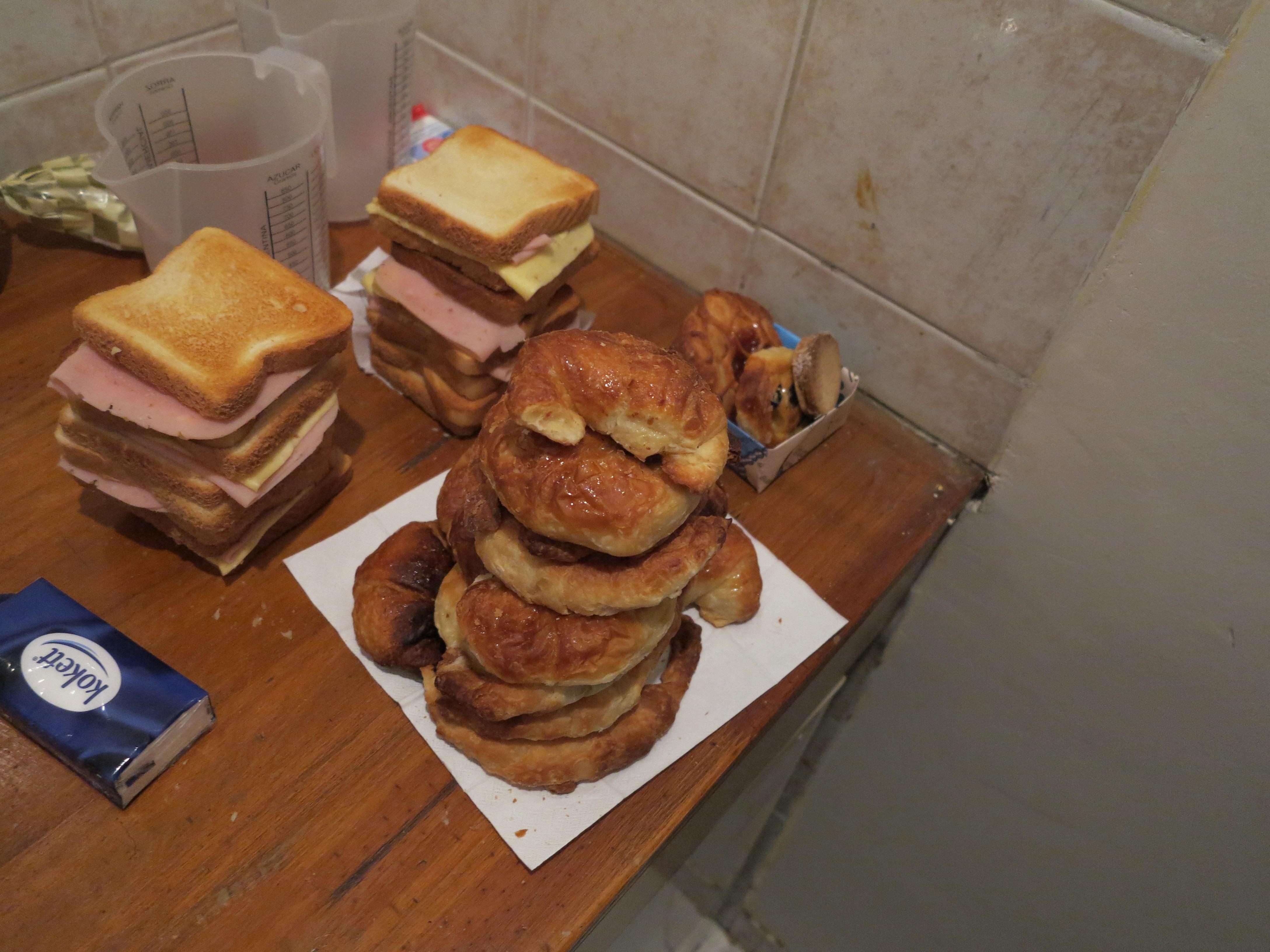 30.11.16 Geklautes Frühstück